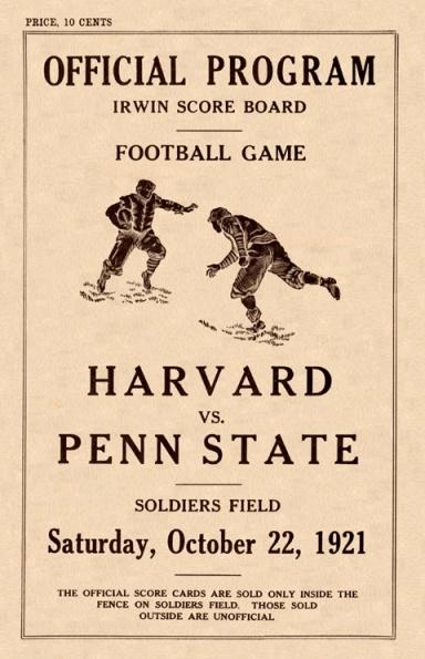 1921_Harvard_vs_Penn_State