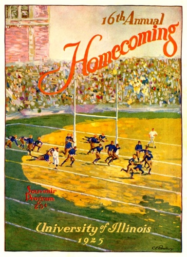 1925_Illinois_vs_Michigan
