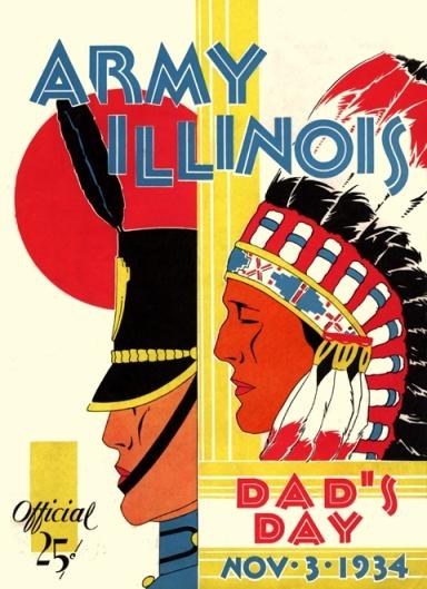 1934_Illinois_vs_Army