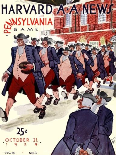 1939_Harvard_vs_Penn