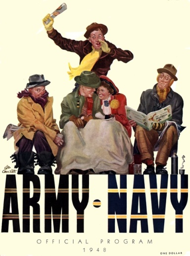 1948_Army_vs_Navy