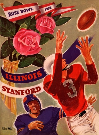 1952_Illinois_vs_Stanford_(Rose_Bowl)