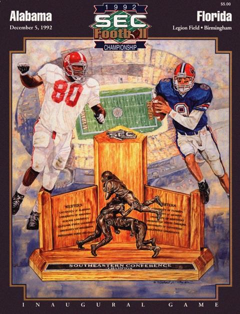 1992_Alabama_vs_Florida_(SEC_championship_game)
