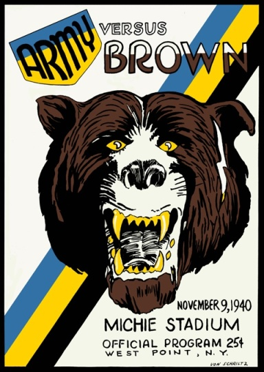1940_Army_vs_Brown