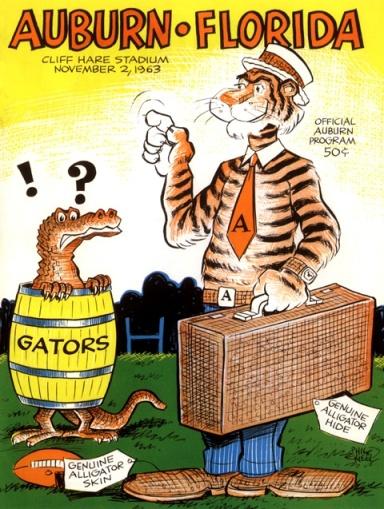1963_Auburn_vs_Florida