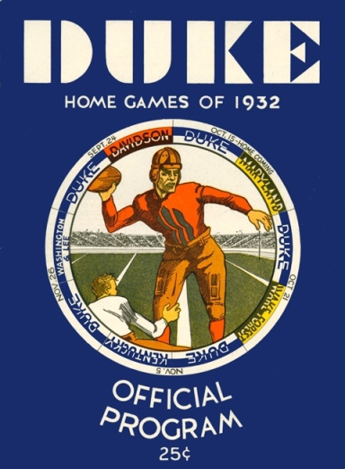 1932_Duke_season_schedule
