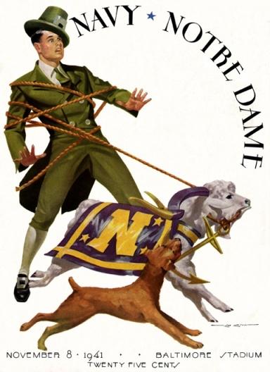 1941_Navy_vs_Notre_Dame_(Baltimore)-1