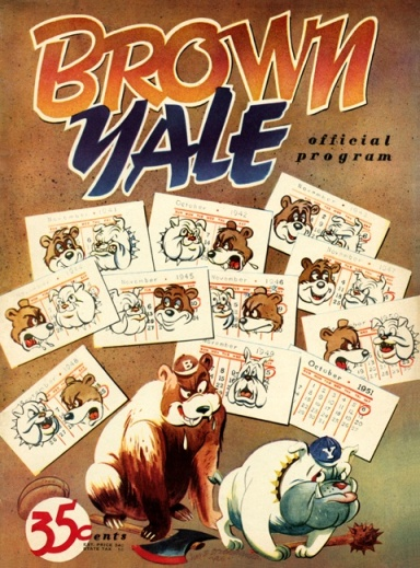 1951_Yale_vs_Brown