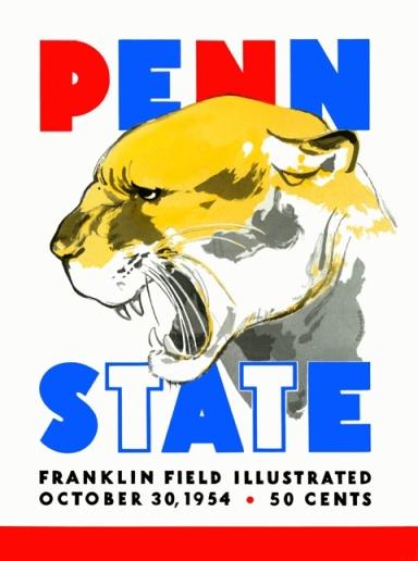 1954_Penn_vs_Penn_State