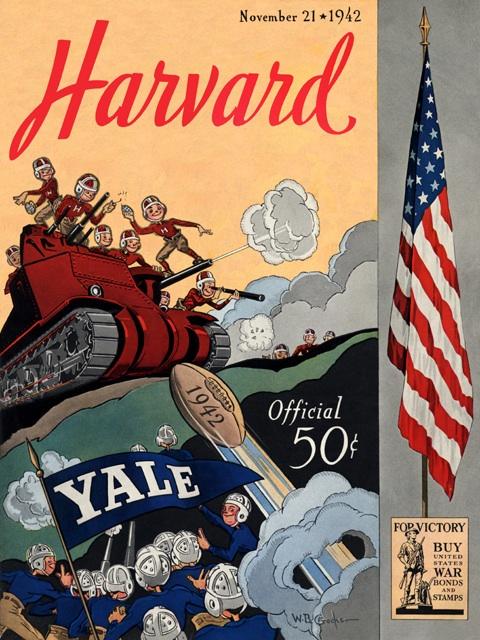1942_Yale_vs_Harvard-1