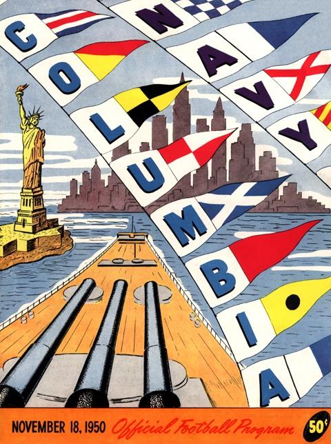 1950_Columbia_vs_Navy-1